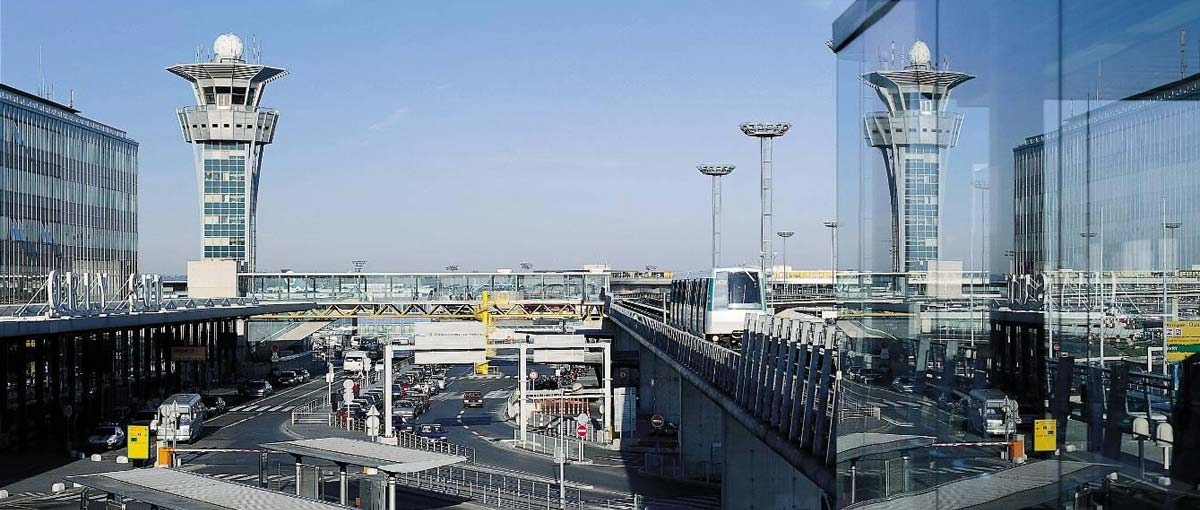 Hotels Near Orly Airport