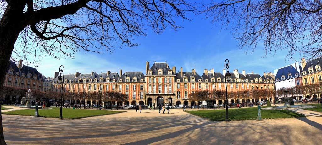 Image result for le marais paris