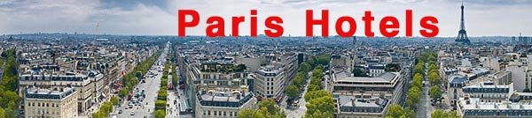 Paris Hotels - Hotelreservierungen in Paris