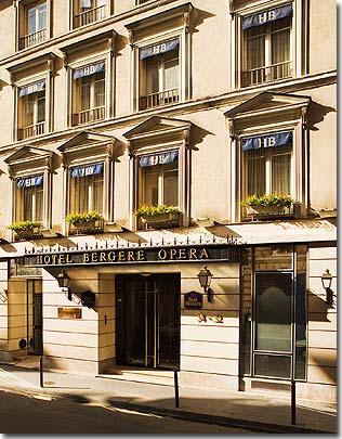 hôtel opéra garnier