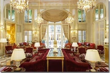 H tel de crillon parigi 5 stelle visitate il nostro for Case di lusso interni foto
