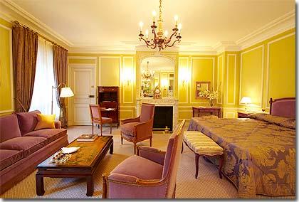 H tel de crillon par s 5 estrellas visite nuestro hotel - Decoracion francesa ...