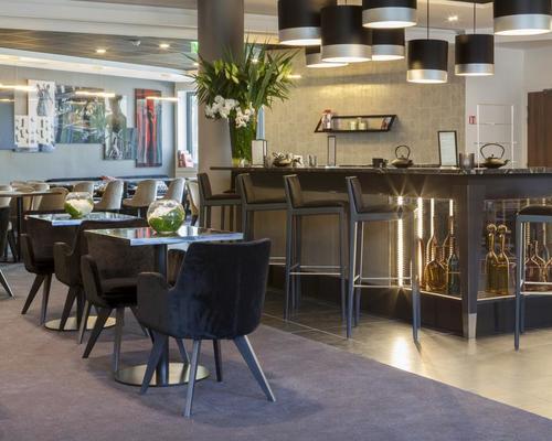 Ac hotel porte maillot by marriott paris 4 toiles 75017 for Hotel paris porte maillot