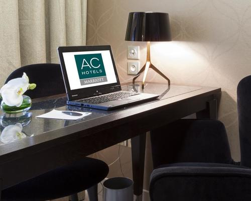Ac hotel porte maillot by marriott paris 4 toiles 75017 - Porte maillot paris hotel ...