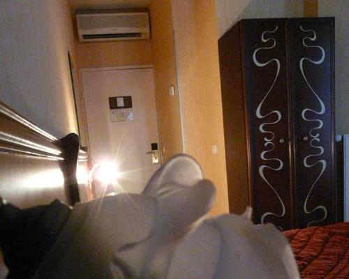 hotel boissière paris
