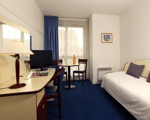 Appart Hotel La Villette Paris