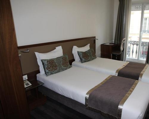 art hotel lafayette paris 3 estrellas 98 rue d 39 hauteville 75010. Black Bedroom Furniture Sets. Home Design Ideas