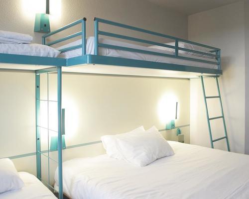 B b h tel marne la vall e bussy saint georges 2 toiles - Hotel marne la vallee chambre familiale ...