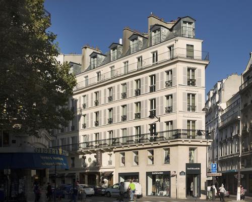 Hotel Belloy Saint Germain Paris
