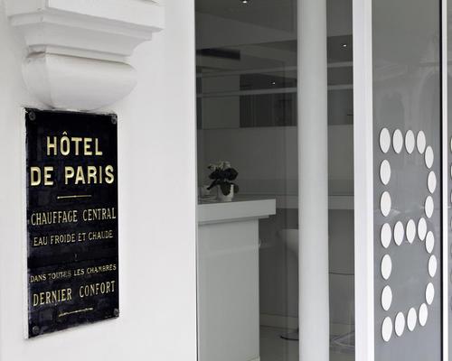 Blc design hotel paris 3 toiles 4 rue richard lenoir 75011 for Design hotel paris 11