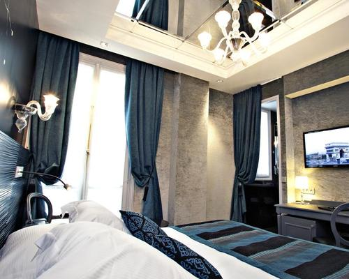 champs elys es mac mahon paris 5 star 75017. Black Bedroom Furniture Sets. Home Design Ideas