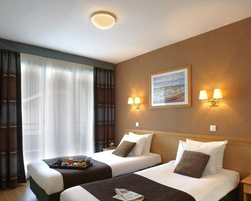 Citadines bastille marais paris 3 toiles 37 boulevard for Hotel boulevard richard lenoir paris