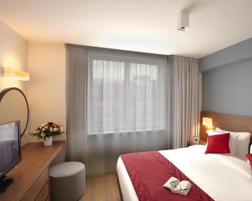citadines place d 39 italie paris 3 estrelas 75013. Black Bedroom Furniture Sets. Home Design Ideas