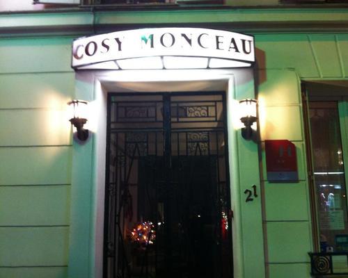 Cosy Monceau Paris 2 star   21 Rue Jouffroy D'abbans 75017