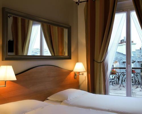 Eden Montmartre Paris 3 Star 90 Rue Ordener 75018