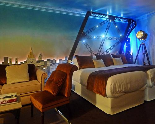 eiffel trocad ro paris 4 stern 35 rue benjamin franklin 75016. Black Bedroom Furniture Sets. Home Design Ideas