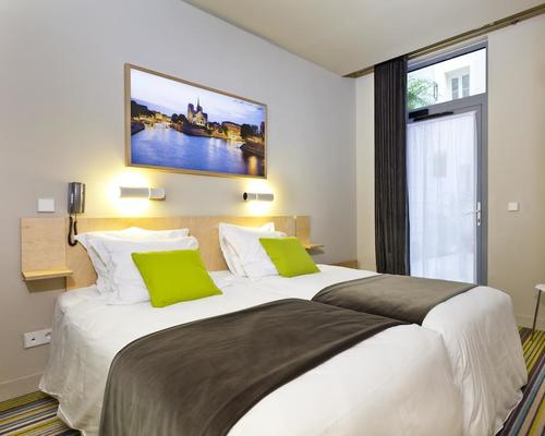 Hotel Glasgow Monceau Paris
