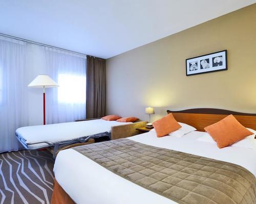Golden tulip marne la vall e bussy saint georges 4 toiles - Hotel marne la vallee chambre familiale ...