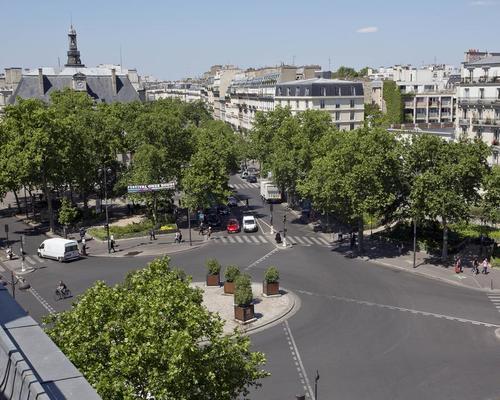 Hotel In Paris Zentrum  Sterne