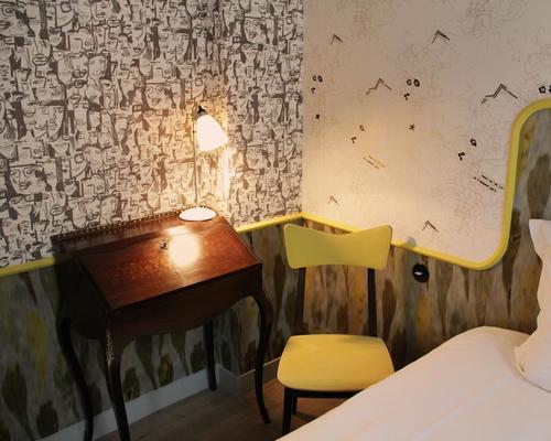 Hotel Crayon Rouge By Elegancia Paris