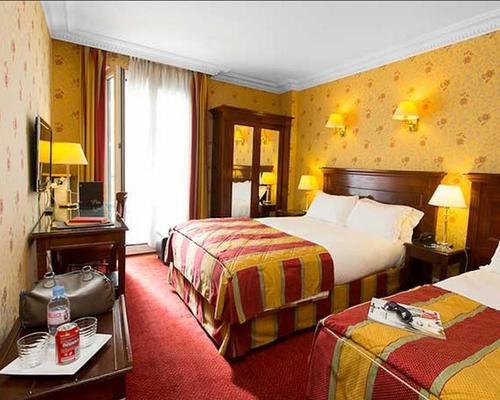 H tel de la paix paris 3 toiles 43 rue duranton 75015 for Hotels 75015