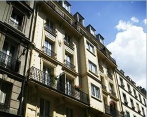 Hotel Nemours Paris E