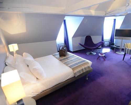 H tel des archives paris 3 toiles 75003 for Hotel design 3 etoiles paris