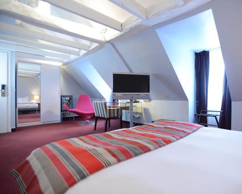 H tel des archives paris 3 toiles 75003 for Hotel design 75003