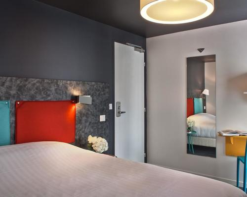 Hotel Des Metallos Paris