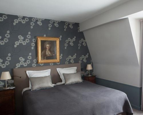 Hotel des saints peres paris 4 star 75006 for Hotels 75006