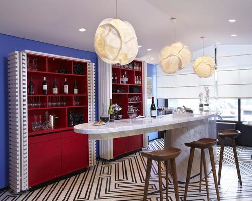 h tel du minist re paris 4 toiles 31 rue de surene 75008. Black Bedroom Furniture Sets. Home Design Ideas
