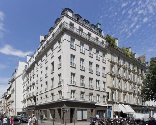 H tel duo paris 3 star 11 rue du temple 75004 for Hotel paris 11