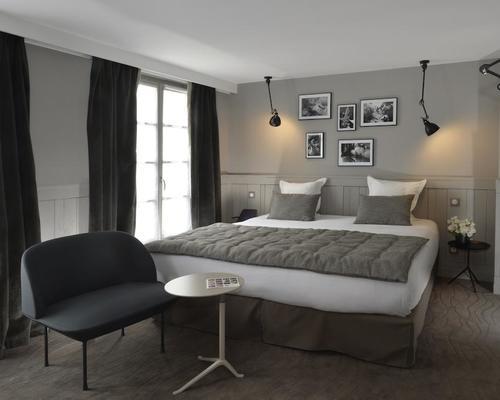 H tel h lios op ra paris 3 toiles 75009 for Hotel design 3 etoiles paris
