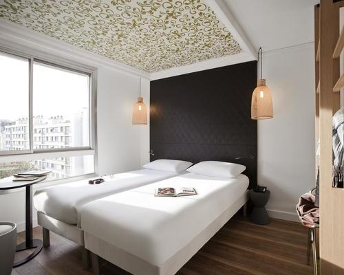 Hotel Le Laumi U00e8re Paris 2  U00e9toiles