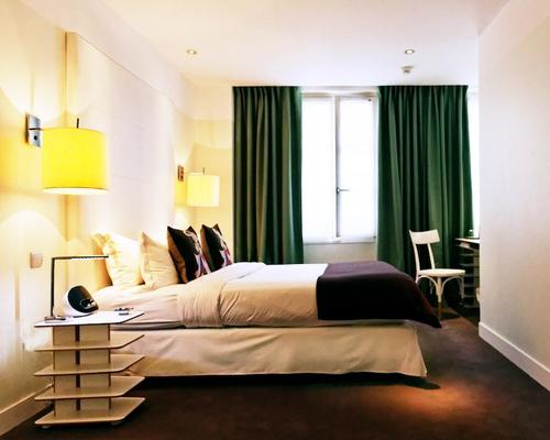 Hotel le placide st germain des pr s paris 4 estrellas 75006 for Hotels 75006