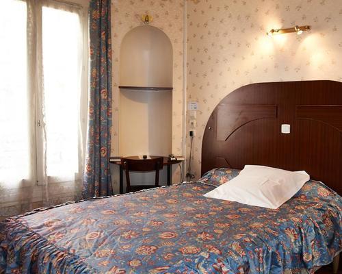 Hotel maillot neuilly sur seine 2 toiles 46 rue de sablonville 92200 - Porte maillot paris hotel ...