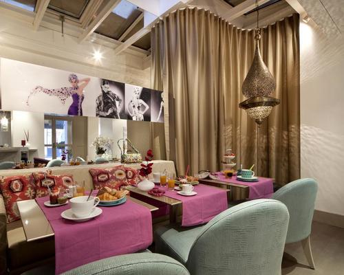 H tel mayet paris 3 toiles 75006 for Hotel design 3 etoiles paris