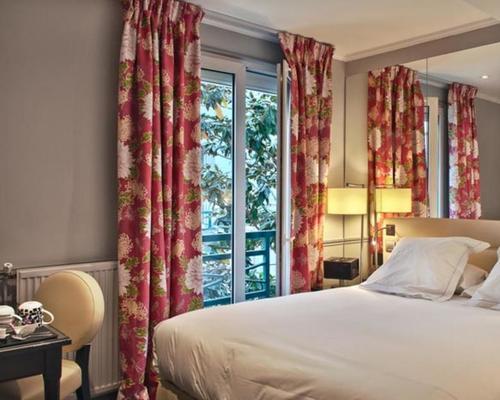 Hotel Relais Bosquet Paris 3  U00e9toiles