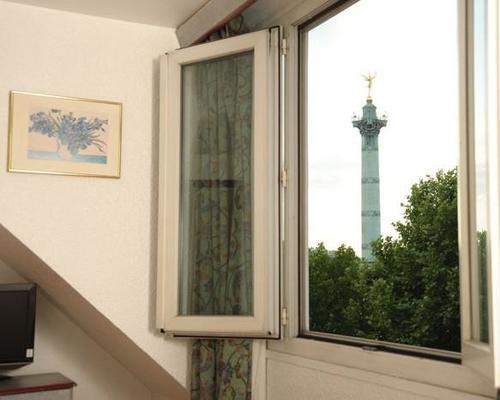 H tel royal bastille paris 2 star 14 rue de la roquette for Hotel rue de la roquette paris 11