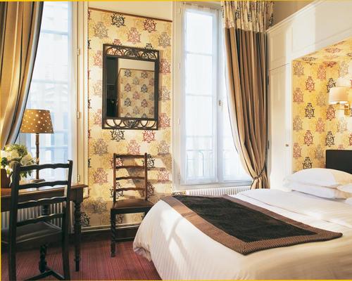 H tel saint paul rive gauche paris 3 toiles 75006 - Petit jardin hotel san juan saint paul ...