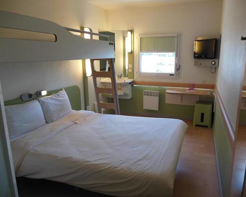 Ibis budget paris porte de vincennes 2 toiles 2 avenue leon gaumont - Hotel ibis budget paris porte de vincennes ...