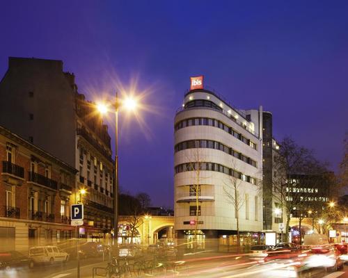 Paris Hotel Ibis Gare De Lyon