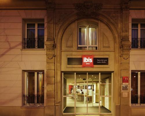 Hotel Ibis Gare De Lyon