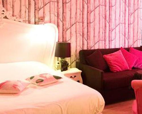 Id al h tel design paris 3 toiles 108 boulevard jourdan for Ideal hotel paris 15