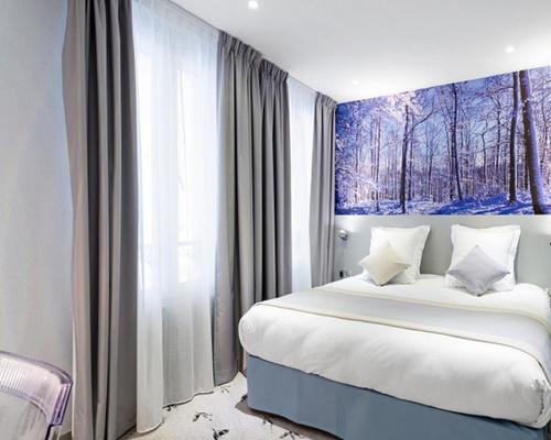Jardins de Montmartre Paris 3 star | 131, rue Ordener 75018