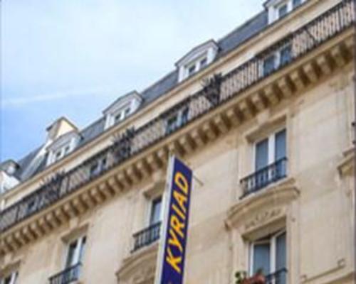kyriad hotel xiii italie gobelins paris 3 star 5 rue veronese 75013. Black Bedroom Furniture Sets. Home Design Ideas