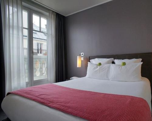 le g n ral h tel paris 4 estrelas 5 7 rue rampon 75011. Black Bedroom Furniture Sets. Home Design Ideas