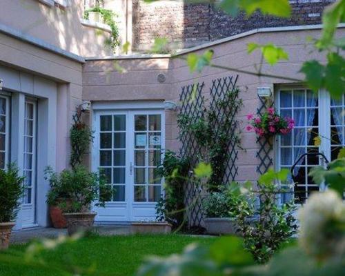 Hotel Le Vert Galant Paris