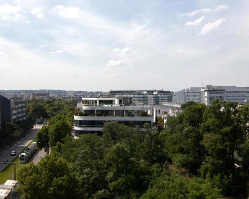 Median paris porte de versailles 3 estrellas 1 bvd victor 75015 - Hotel median porte de versailles ...