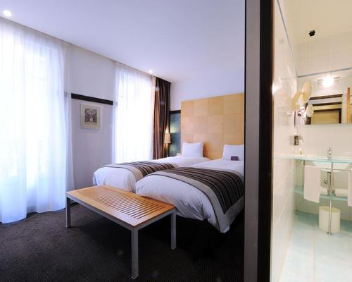 Mercure paris la sorbonne 4 star 75005 for Hotel sorbonne